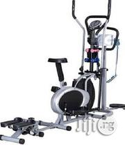 Exercise Orbitrac Bike With Dumbbells,Twister And Massager | Massagers for sale in Lagos State, Lekki Phase 1
