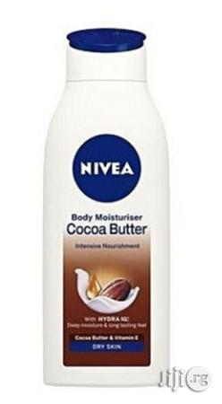 Archive: Nivea Cocoa Butter Body Lotion For Dry Skin 400ml