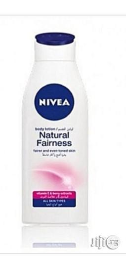 Archive: Nivea Natural Fairness Even Body Lotion - 400ml