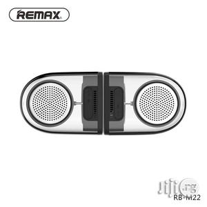 Remax Rb M22 Magnet Wireless Bluetooth Speaker | Audio & Music Equipment for sale in Lagos State, Ikeja
