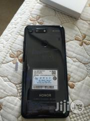 New Huawei Honor V10 256 GB Black | Mobile Phones for sale in Lagos State, Ikeja