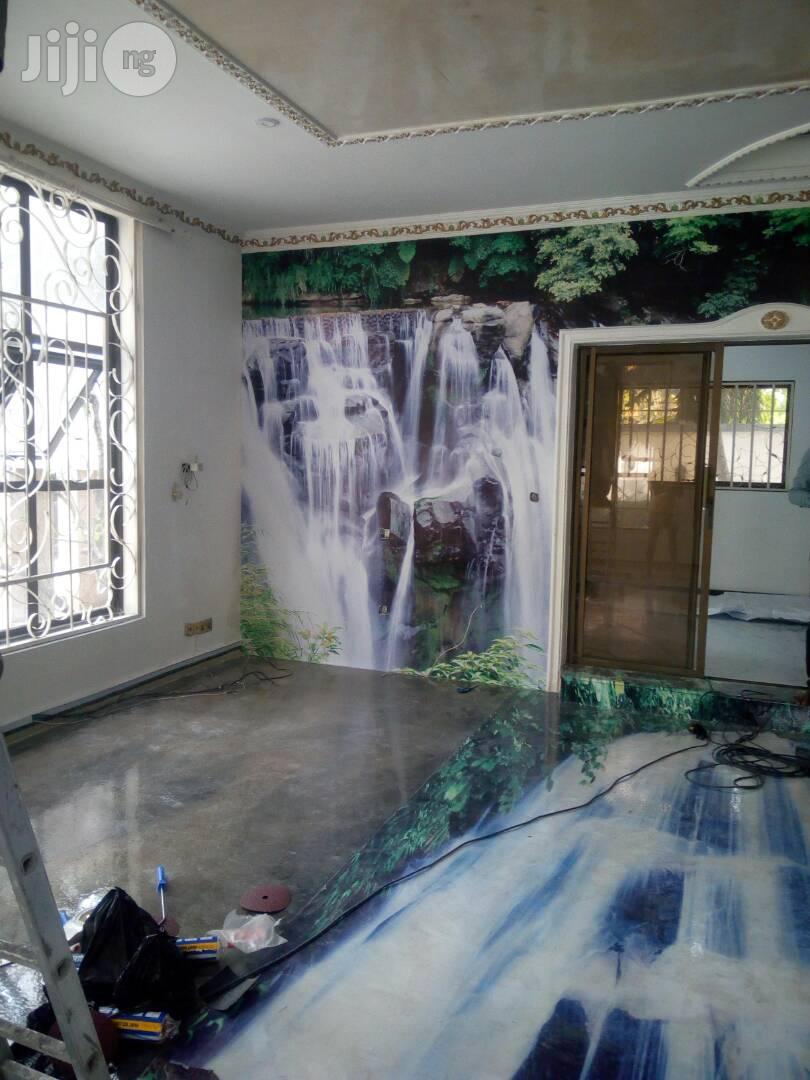 Epoxy Interior - Epoxy Chemicals - Wall Paper - Window Blind
