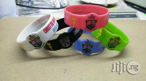 Custimized Silicone & PVC Wristband/Handband | Computer & IT Services for sale in Lagos State, Ikeja