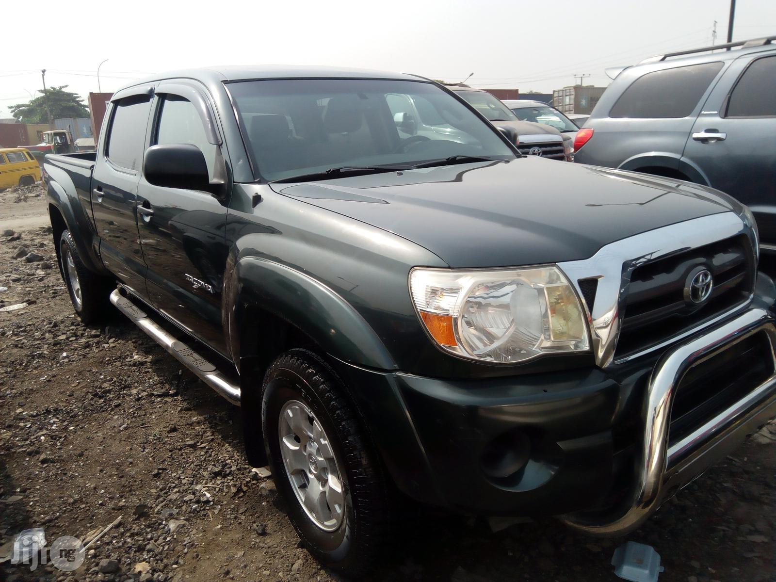 Archive: Toyota Tacoma 2009 Gray