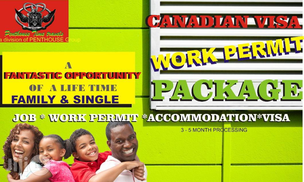 Archive: Canada Visa With Work Permit