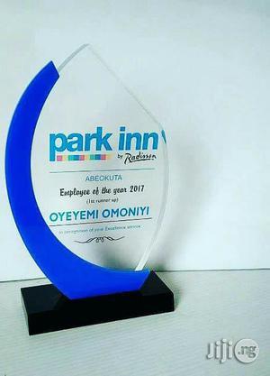Acrylic Award | Arts & Crafts for sale in Lagos State, Shomolu