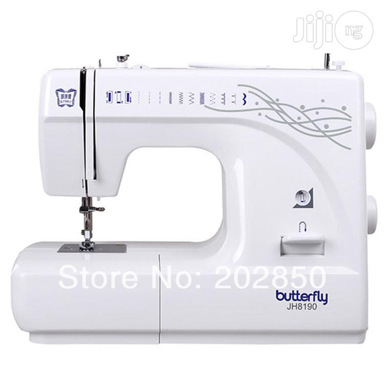 Butterfly Portable Sewing Machine