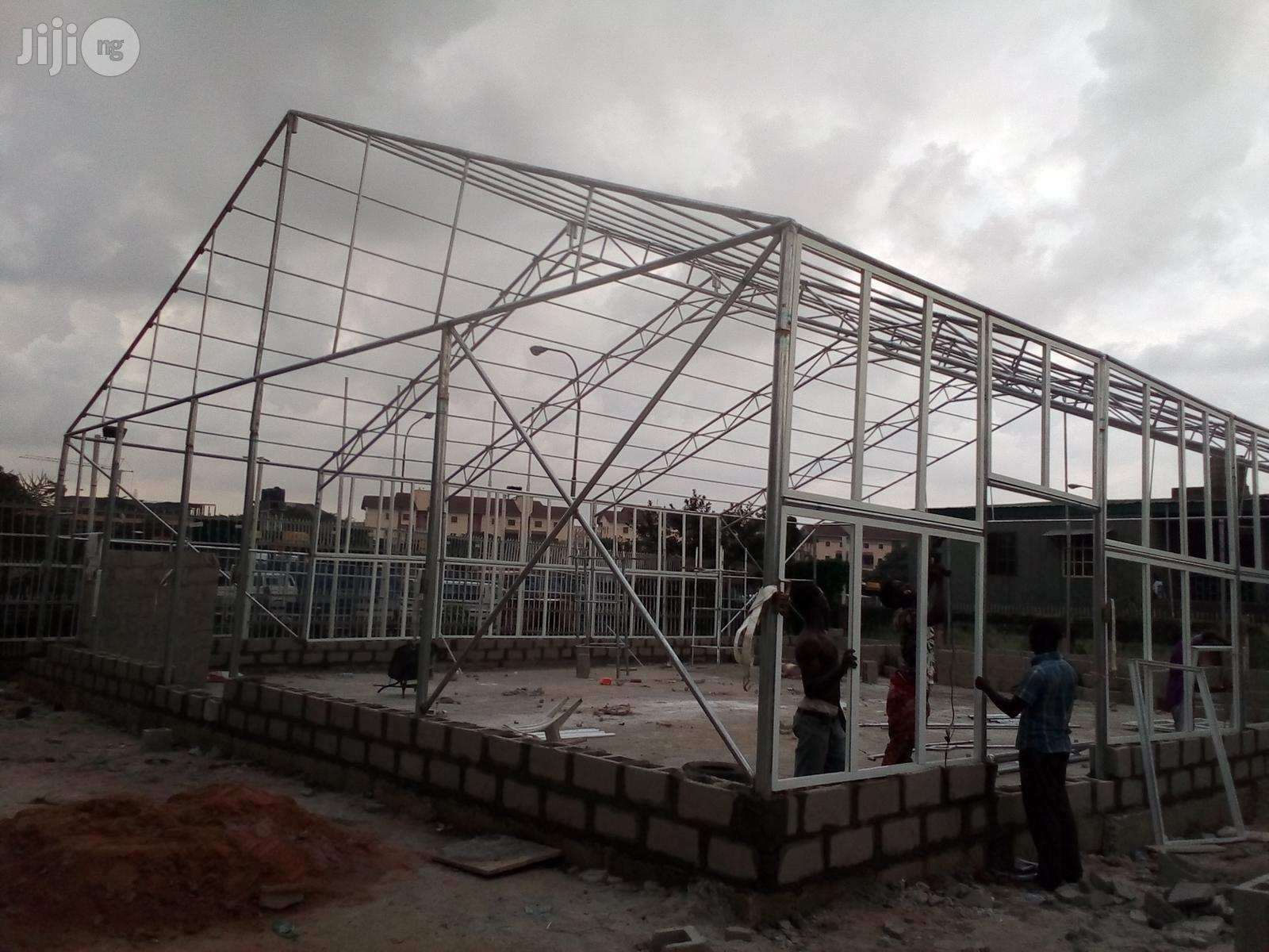 Marquee Tent From 50 To 1000 Seater Both Imported & Local