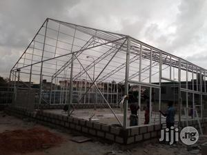 Marquee Tent From 50 To 1000 Seater Both Imported & Local | Camping Gear for sale in Lagos State, Alimosho