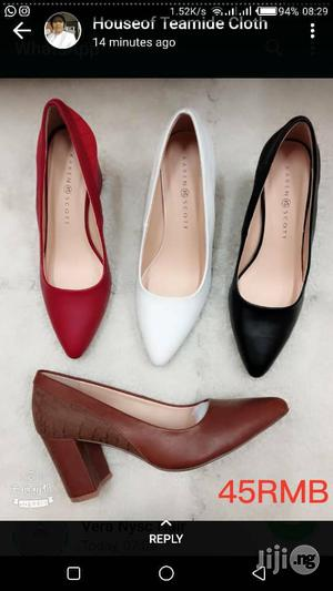 Classic Block Heel Office Shoes | Shoes for sale in Lagos State, Surulere