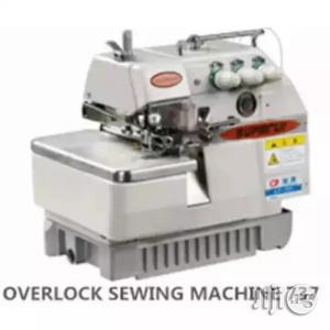 Emel Industrial 3-Thread Overlocking Machine | Manufacturing Equipment for sale in Lagos State, Lagos Island (Eko)