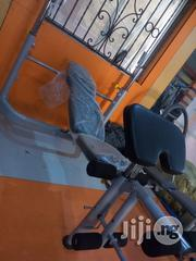 Weight Bench With 100kg Weight | Sports Equipment for sale in Rivers State, Tai
