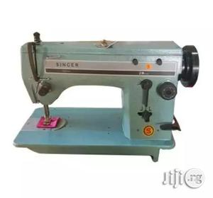 Singer Straight, Embroidery and Zigzag Sewing Machine | Manufacturing Equipment for sale in Lagos State, Lagos Island (Eko)