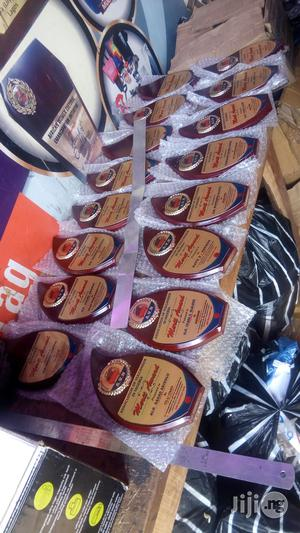Presentable Wooden Plaque Award   Arts & Crafts for sale in Lagos State, Apapa