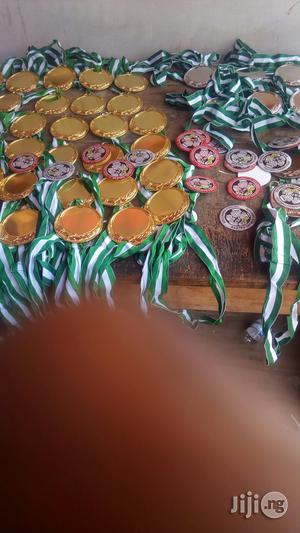 Gold, Silver And Bronze Medal | Arts & Crafts for sale in Lagos State, Apapa