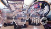 Acrylic Award With Printing   Arts & Crafts for sale in Lagos State, Victoria Island