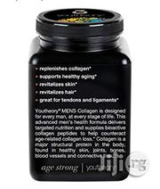 Youtheory Mens Collagen Advanced With Biotin, 290 Count | Vitamins & Supplements for sale in Lagos State, Gbagada