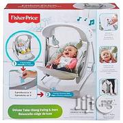 Fisher-price Deluxe Take Along Swing & Seat | Children's Gear & Safety for sale in Abuja (FCT) State, Central Business Dis