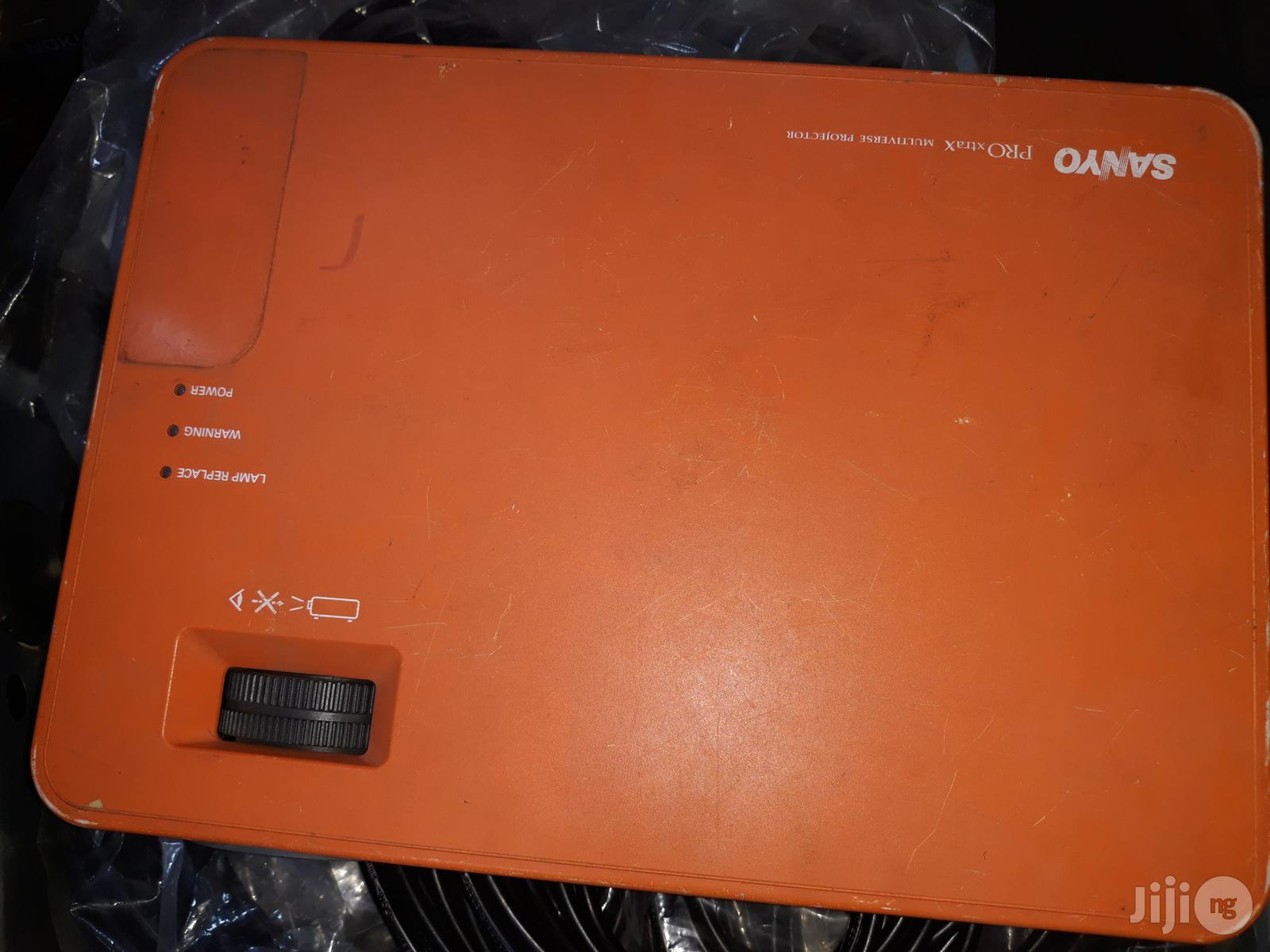 Sanyo Projector | TV & DVD Equipment for sale in Ikeja, Lagos State, Nigeria