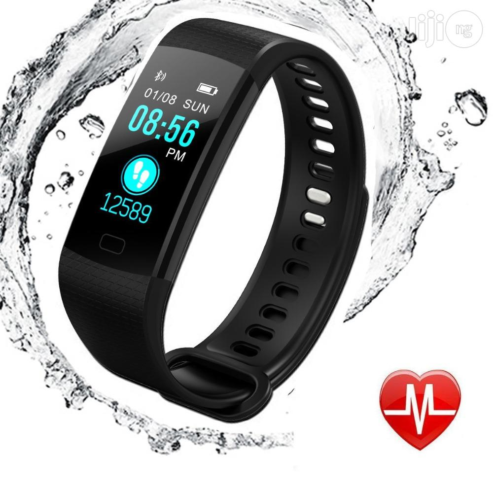 Smart Bracelet Sports Fitness Activity Heart Rate Tracker Blood