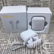 I9s Tws Bluetooth Earphones Sports Mini Twins True Wireless Headset | Headphones for sale in Lagos State, Ikeja