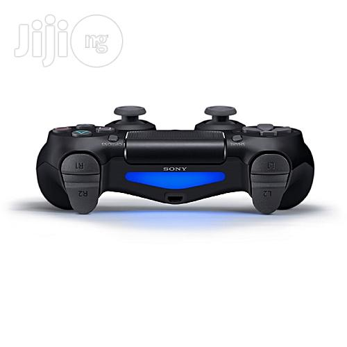 Ps4 Controller Pad - Black | Accessories & Supplies for Electronics for sale in Ikeja, Lagos State, Nigeria