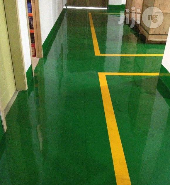 Best 3D Epoxy Flooring Interiors In Onitsha
