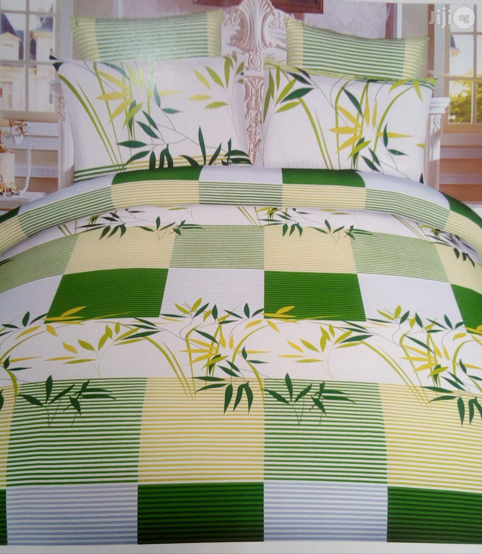 Classic Duvet and Bedsheets