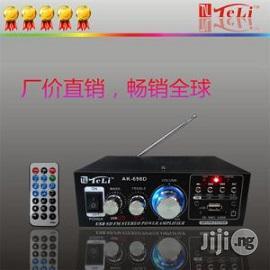 Audio Amplifer/ Hifi Stereo Amplifier (AK-698D) AC/DC