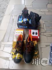 Rocklanderboot & Helmet & Earmuff & Raincoat. | Clothing for sale in Lagos State, Shomolu