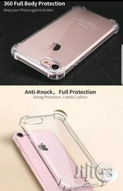 Silicon Transparent Cover | Accessories for Mobile Phones & Tablets for sale in Lagos State, Ikeja