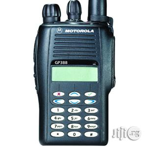 Motorola GP388 Long Distance Mini Portable Two Way Radio | Audio & Music Equipment for sale in Lagos State, Ikeja