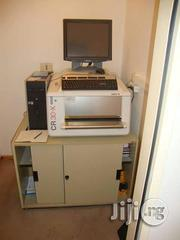 CR System(Agfa 30-X) With Console, Cassettes And CR Printer. | Medical Equipment for sale in Lagos State, Ojo
