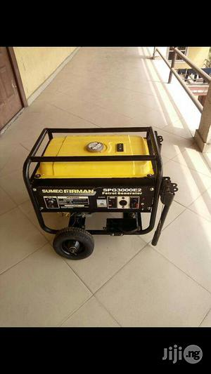 Fairly Used Very Strong 2.8kva SUMEC FIRMAN SPG3000E2 Gen | Electrical Equipment for sale in Rivers State, Port-Harcourt