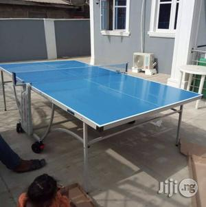 American Fitness Outdoor Table Tennis Board   Sports Equipment for sale in Rivers State, Port-Harcourt