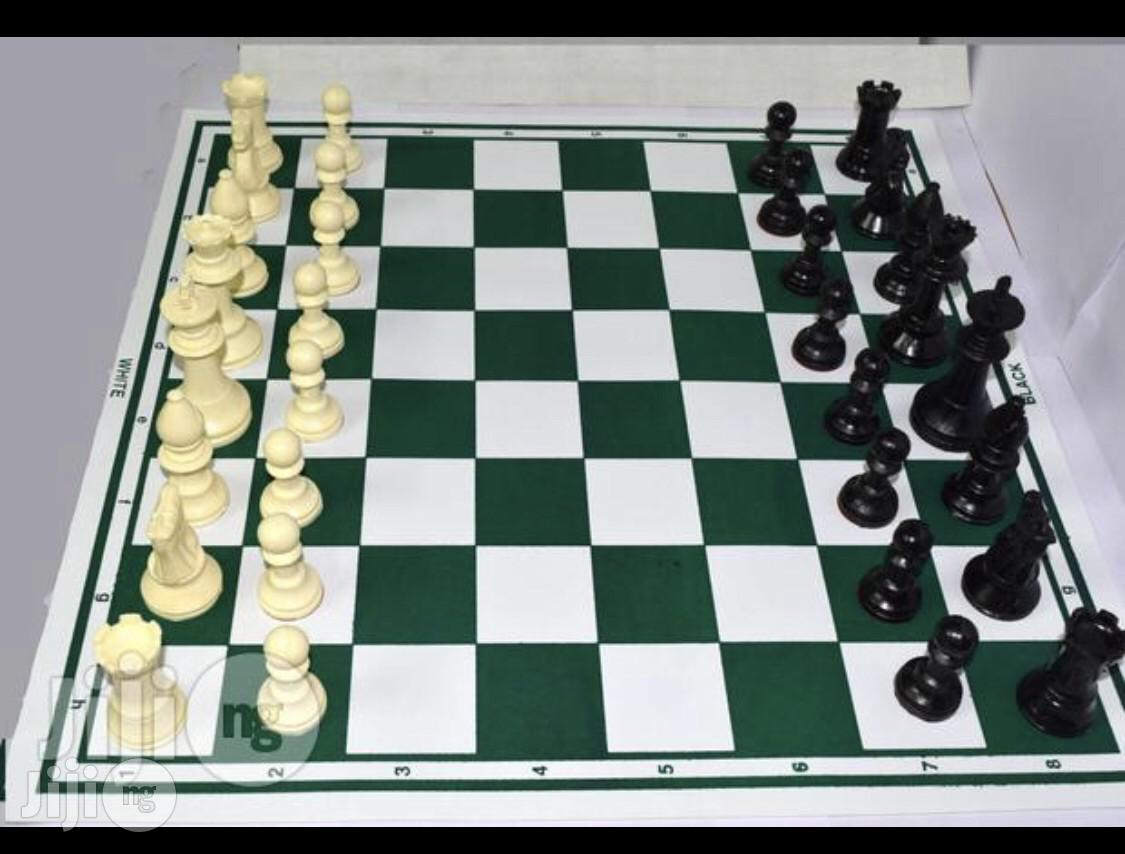 Tournament Chess Board
