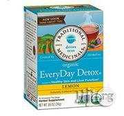 Everyday Detox. 16 Tea Bags. (Burdock, Nettle, Dandelion and Lemon) | Vitamins & Supplements for sale in Lagos State, Alimosho