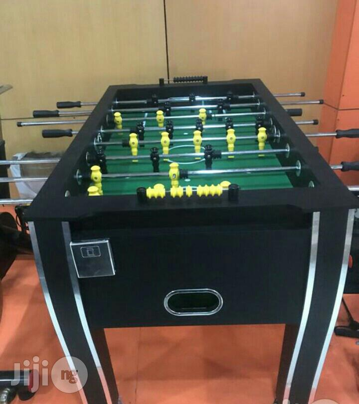 High Quality Soccer Table With Water Bottle | Sports Equipment for sale in Ajah, Lagos State, Nigeria