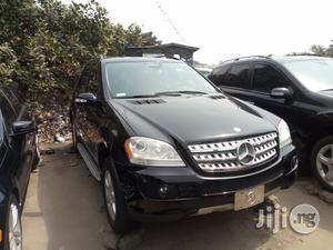 Mercedes-Benz M Class 4MATIC 2007 Black | Cars for sale in Lagos State, Apapa