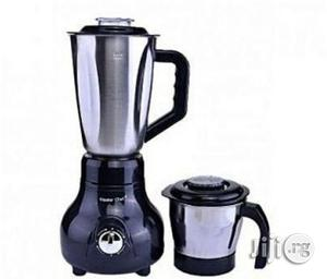 1.5L Electric Blender With Mill -Master Chef | Kitchen Appliances for sale in Lagos State, Alimosho