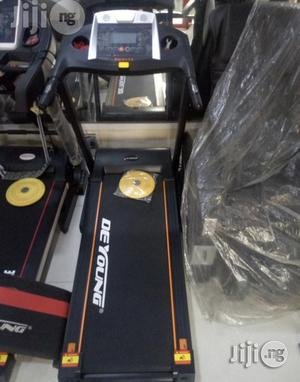 2.5hp Treadmill With Massager | Massagers for sale in Lagos State, Ikoyi