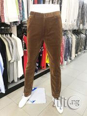 Armani Men'S Corduroy Pants | Clothing for sale in Lagos State, Ikeja