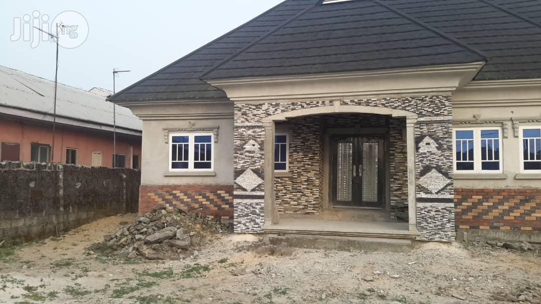 4 Bedroom Bungalow In Eneka 12m Asking For Sale