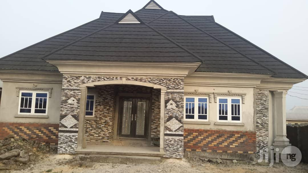 4 Bedroom Bungalow In Eneka 12m Asking For Sale   Houses & Apartments For Sale for sale in Port-Harcourt, Rivers State, Nigeria