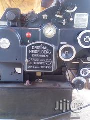 Original Heidelberg Kord 64 Offset | Printing Equipment for sale in Lagos State, Ipaja