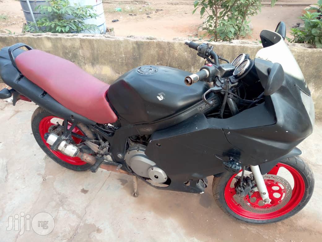 Archive: Suzuki Bike 2010 Black