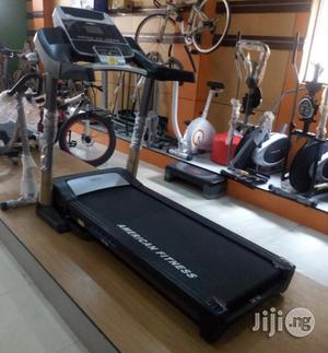 3hp Treadmill (American Fitness)   Sports Equipment for sale in Osun State, Ife