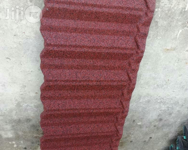 Quality Wichtech Stone Tiles Roofing Sheet | Building Materials for sale in Ajah, Lagos State, Nigeria