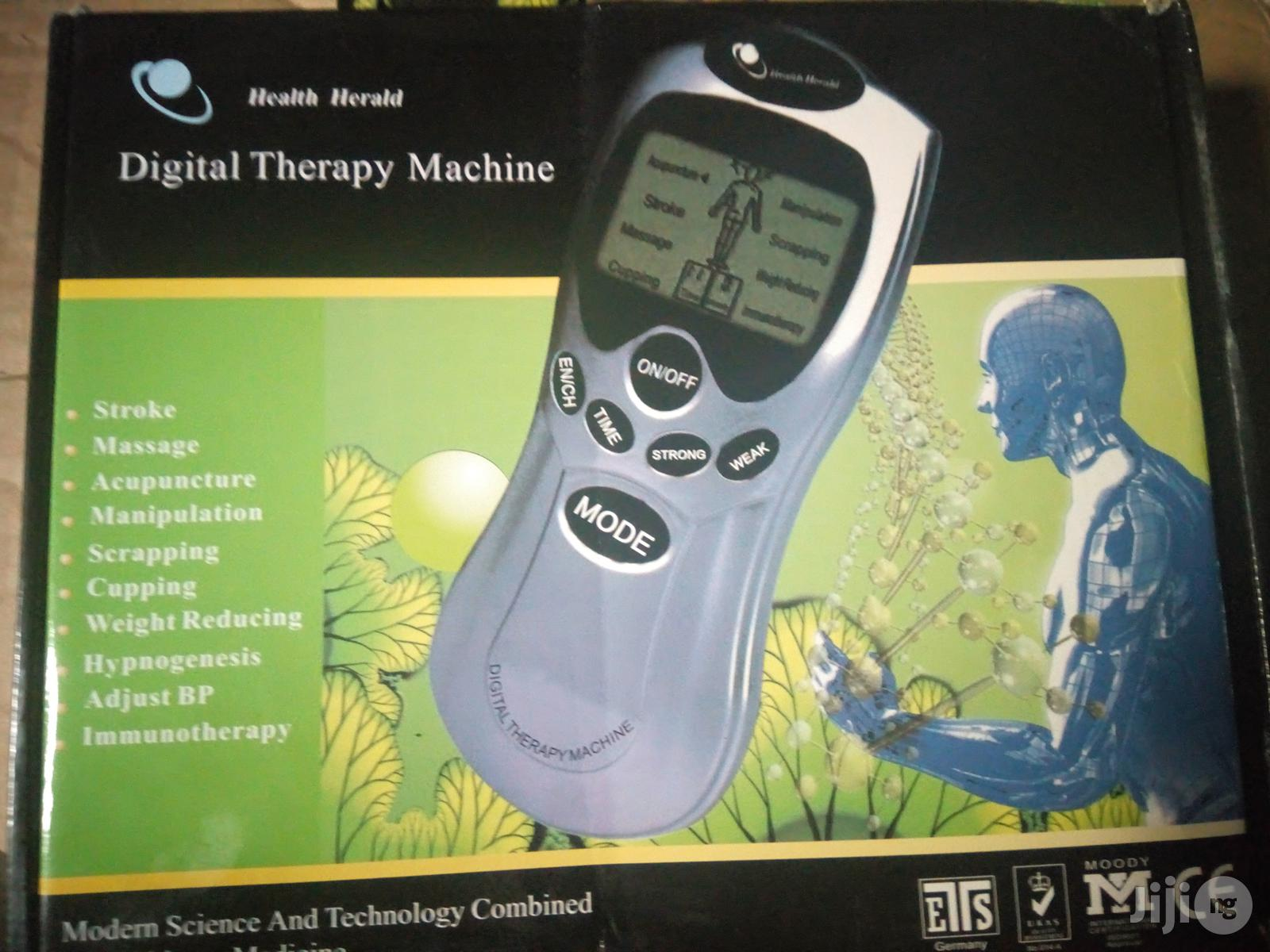 Archive: Digital Therapy Machine