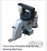Two Lions Portable Bag Closer Machine | Manufacturing Equipment for sale in Lagos State, Alimosho